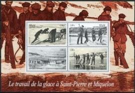 St.Pierre, michel blok 10, xx