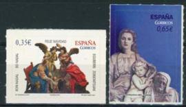 Spanje, michel 4648/49, xx
