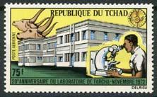 Tchad, michel 602, xx
