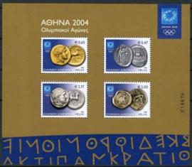 Griekenland, michel blok 32, xx