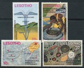 Lesotho, michel 147/50, xx