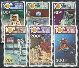 Togo, michel 1392/97, xx