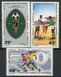 Cameroun, michel 685/87, xx