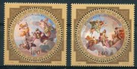 Liechtenstein, michel 1555/56, xx