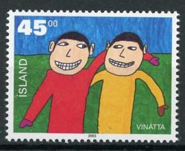 IJsland, michel 1041, xx