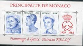 Monaco, michel blok 86, xx