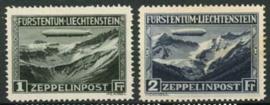 Liechtenstein, michel 114/15, x