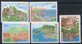 Monaco , michel 1331/35 , xx