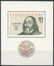 Tsjechoslowakije, michel blok 96, xx