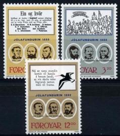 Faroer, michel 172/74, xx