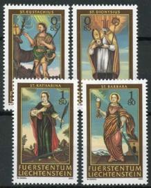 Liechtenstein, michel 1370/73, xx