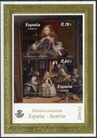 Spanje, michel blok 189, xx