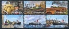 Guernsey, michel 1083/88 , xx