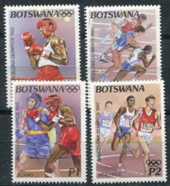 Botswana, michel 535/38, xx