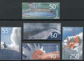 IJsland, michel 1055/59, xx