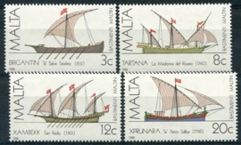 Malta, michel 669/72, xx