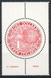 N.Zeeland, michel 1164, xx