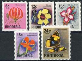 Rhodesie, michel 175/79, xx