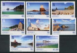 Jersey, michel 1817/24, xx
