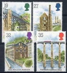 Engeland , michel 1206/09 , xx