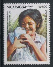 Nicaragua, michel 2344, xx