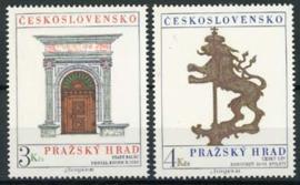 Tsjechoslowakije, michel 2584/85, xx