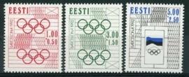 Estland, michel 180/82 , xx