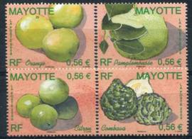 Mayotte, michel 225/28, xx