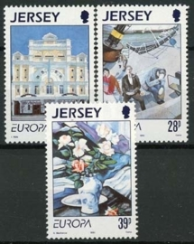 Jersey, michel 612/14, xx