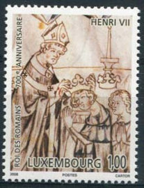 Luxemburg, michel 1815, xx