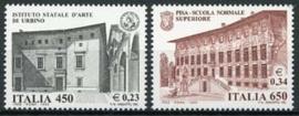 Italie, michel 2663/64, xx