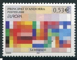Andorra Fr., michel 648, xx