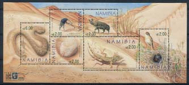 Namibie, michel blok 53, xx