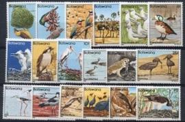 Botswana , michel 299/316 , xx