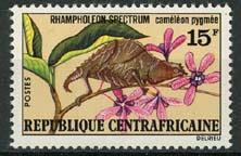 Centrafricain, michel 317, xx