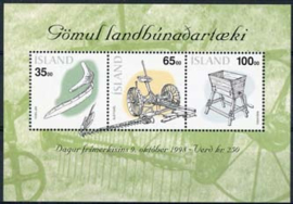 IJsland, michel blok 22, xx