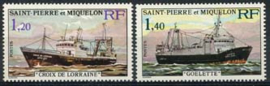 St.Pierre, michel 521/22, xx