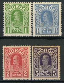 Noorwegen, michel 89/92, xx