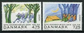 Denemarken, michel 1470/71, xx
