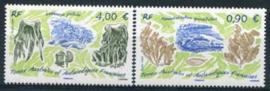 Antarctica Fr., michel 680/81, xx