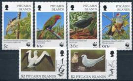 Pitcairn, michel 487/92, xx