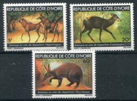 Ivoorkust, michel 597/99, xx