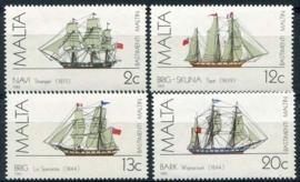 Malta, michel 693/96, xx
