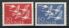Denemarken, michel 364/65, xx