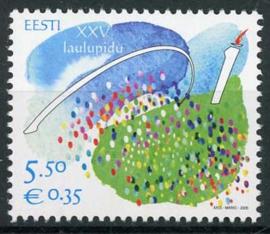 Estland, michel 641 , xx