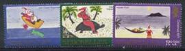 Seychelles, michel 293/95, xx