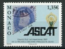 Monaco , michel 2967, xx
