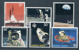 Samoa, michel 407/12, xx