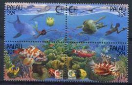 Palau, michel 937/40, xx