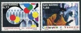 San Marino , michel 2137/38 , xx